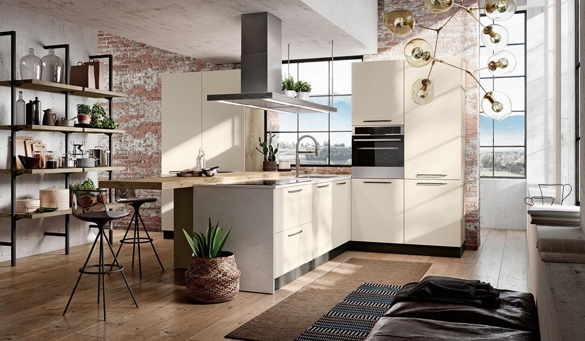 Produzione cucine componibili moderne imab group for Cucine economiche componibili