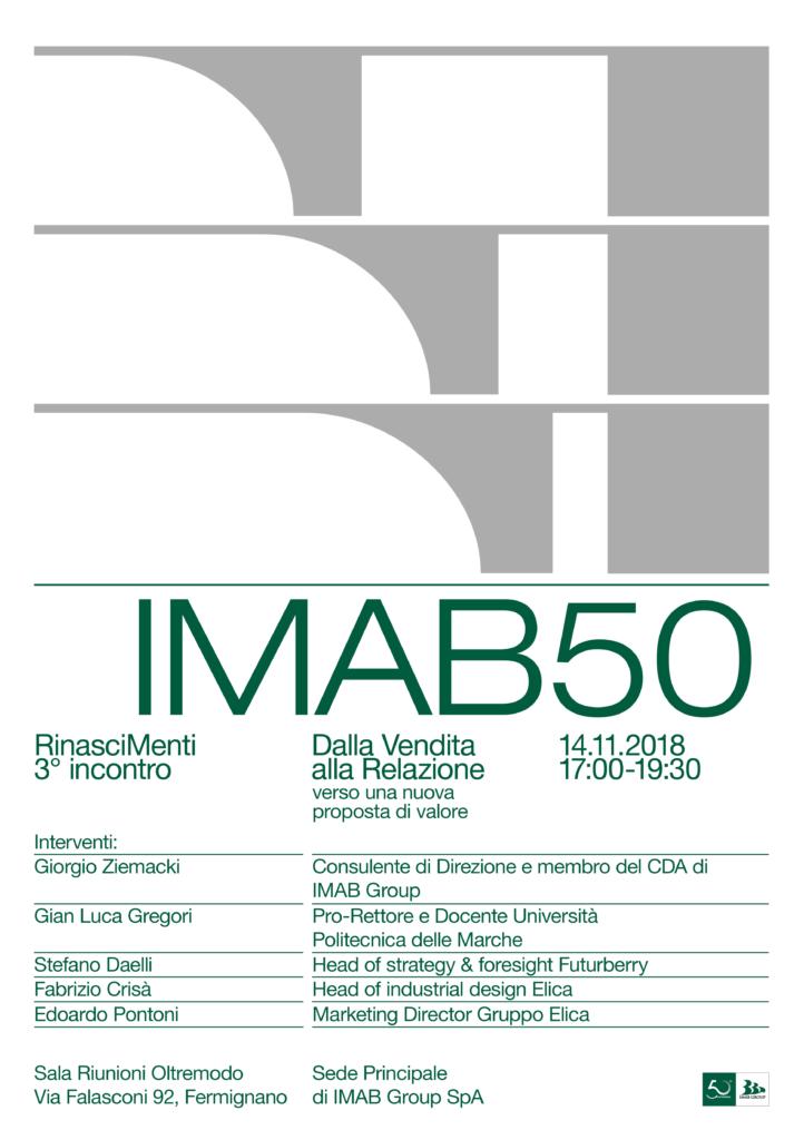 Locandina 3 evento IMAB